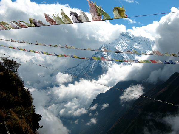 Паломничество в Непал. Лапчи