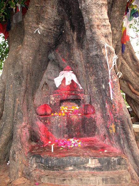 Паломничество в Непал. Лумбини