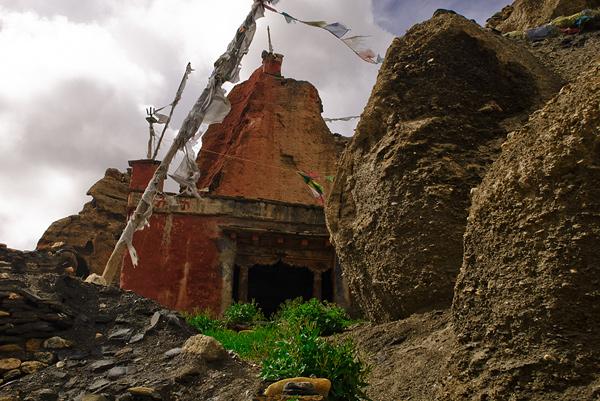 Паломничество в Непал. Мустанг