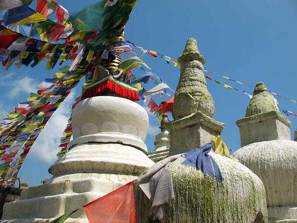 Паломничество в Непал. Намо Будда