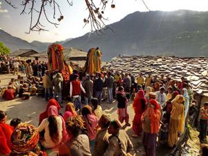 Праздники Индии. Мела в Неоли