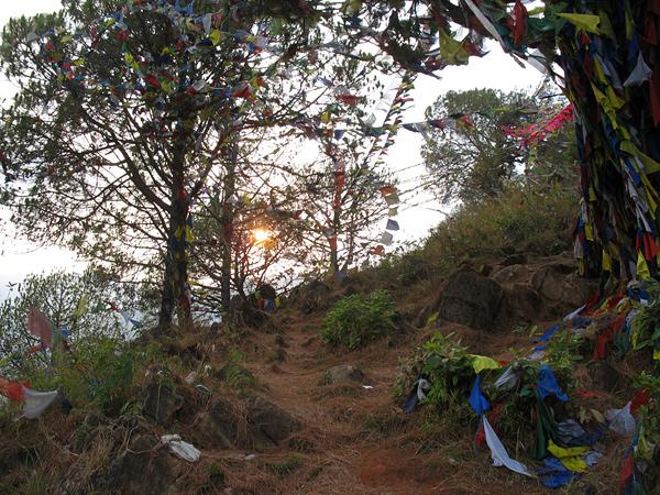 Паломничество в Непал. Парпинг