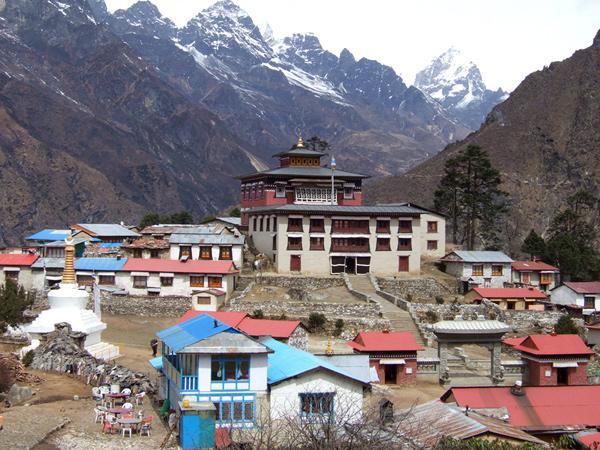 Паломничество в Непал. Тенгбоче