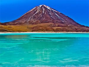 Тур в Боливию и Чили. Озеро Зеленое