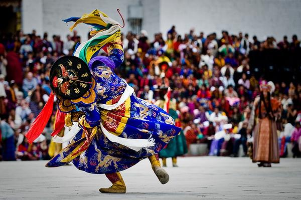 Бутан. Фестивали и праздники