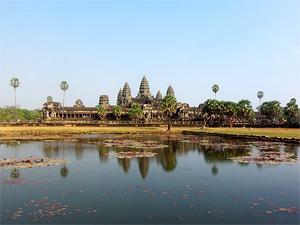 Тур в Камбоджу, Вьетнам, Лаос