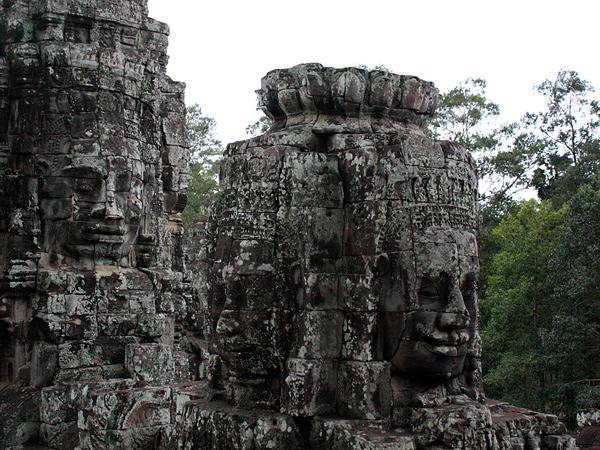 Храмы Камбоджи. Байон