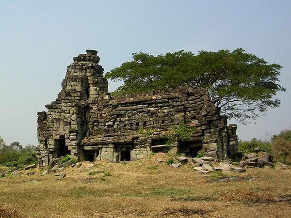 Храмы Камбоджи. Бантей Чма