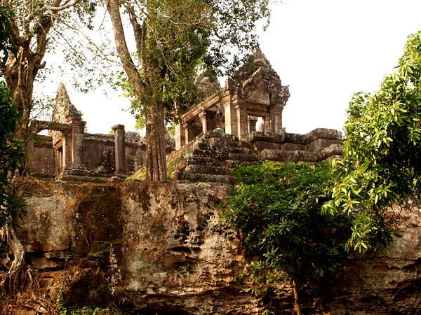 Храмы Камбоджи. Прех Вихеа