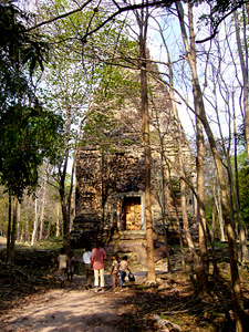 Храмы Камбоджи. Самбор Прей Кук