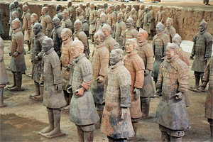 Большой тур в Китай. Сиань