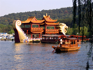 Тур Китай. Ханчжоу