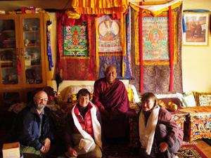 Светлана Паша, гид по Тибету, Кайлаш