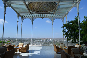 Vip-тур выходного дня в Индию. Отель Falaknuma palace