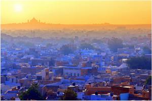 Тур в Индию. Джодхпур
