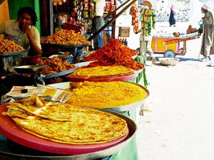 Питание Индия