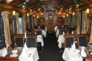Отдых в Индии. Поезд Дворец на колесах
