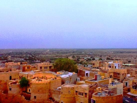 Тур в Раджастан. Джайсалмер