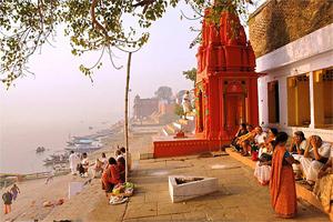 Тур в Индию. Большое путешествие по Индии. Варанаси