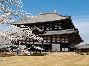 Тур в Японию. Нара