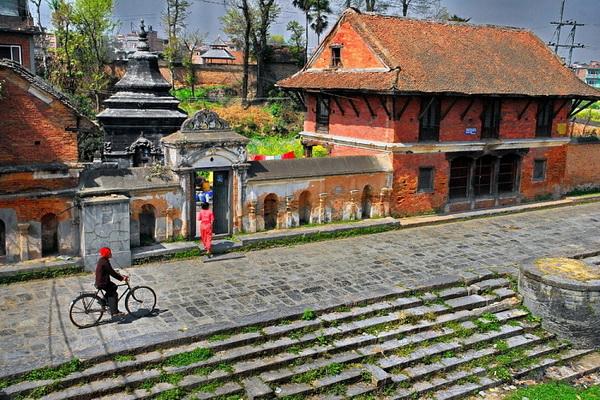 Непал. Катманду