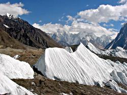 Тур в Пакистан. Треккинг в базовый лагерь К-2