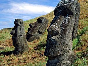 Тур в Чили. Остров Пасхи