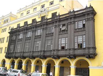 Тур в Перу. Лима