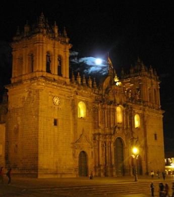 Тур в Перу. Куско