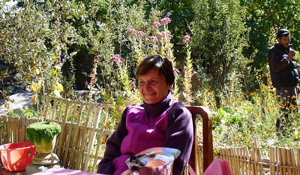 Интервью со Светланой Паша. Тибет, кора на Кайлас