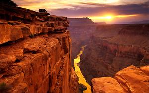 Тур в США. Большой Каньон Колорадо