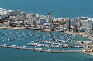 Тур в Аргентину, Чили и Уругвай. Пунта-дель-Эсте