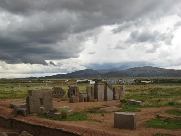 Тур в Боливию. Тиуанако
