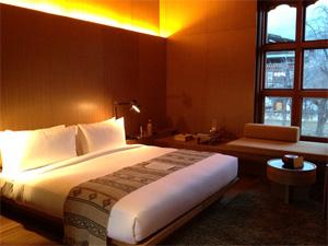 Тур в Бутан. Отель Amankora Bumtang