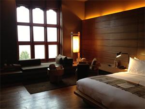 Тур в Бутан. Отель Amankora Gangtey
