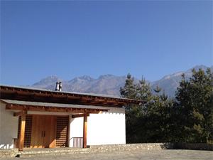 Тур в Бутан. Отель Amankora Paro