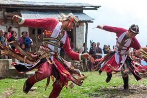 Новогодний тур в Бутан
