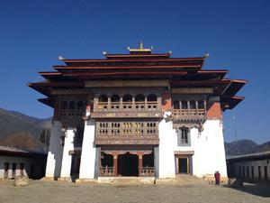 Тур в Бутан. Фестиваль Цечу Тхимпху