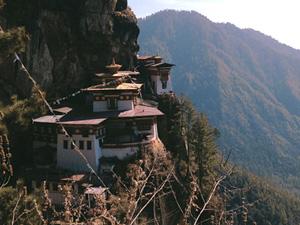Тур в Бутан. Паро