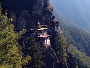 Тур в Бутан. Фестиваль Цечу Паро