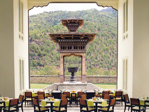 Отели в Бутане