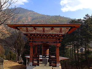 Тур в Бутан. Тхимпху