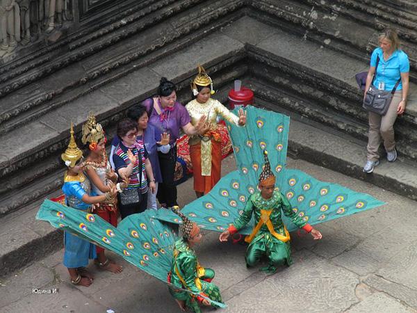 Тур в Камбоджу