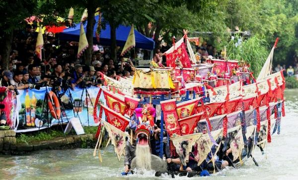 Китай. Традиции
