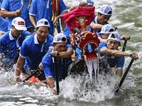 Тур в Китай. Фестиваль лодок-драконов