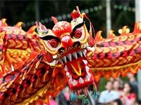 Китай. Фестиваль Эр Юэ Эр