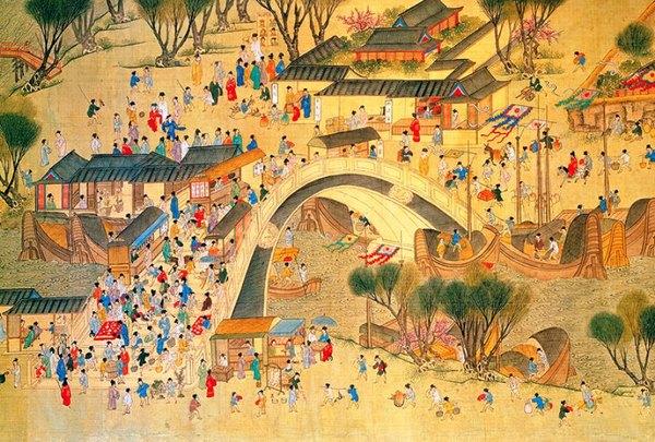 Китай. Праздники