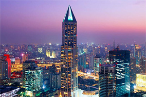 Тур в Китай. Шанхай