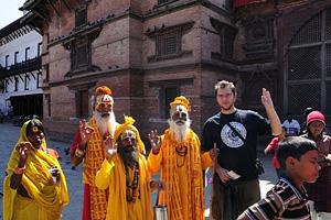 Евгений Снежкин, гид по Непалу, турцентр Кайлаш