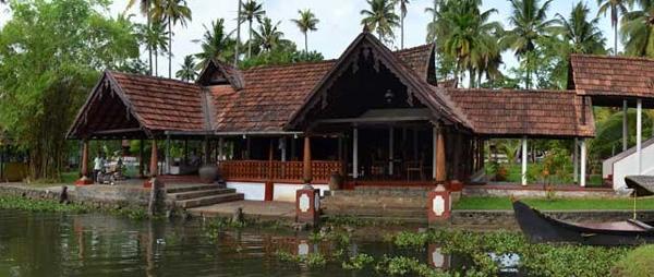 Аюрведа тур в Кералу. Отель Отель Coconut Lagoon